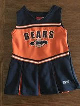 Chicago Bears 24 month cheerleader dress in Perry, Georgia