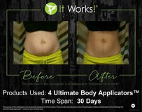 have you tried that crazy wrap thing???? in Kingwood, Texas