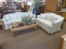 Couch and love seat in Cherry Point, North Carolina