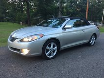 2004 Toyota Solara SLE convertible, mint condition, 2 owner in Fort Polk, Louisiana