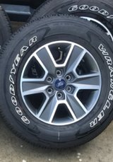 """F150 18""""rims and tires in Kingwood, Texas"""