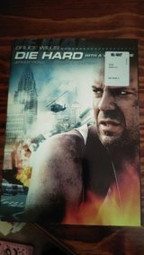 Die Hard With A Vengeance - DVD in Lawton, Oklahoma
