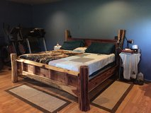 Custom bed frame made any size in Rolla, Missouri
