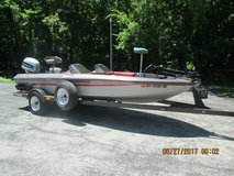 1989 Bass Tracker in Clarksville, Tennessee