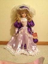 Dynasty doll collection in Joliet, Illinois