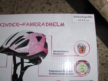 Child bicycle helmet, new in Stuttgart, GE