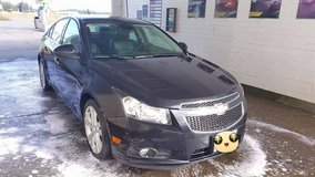 2013 CHEVY CRUZE LTZ in Fort Lewis, Washington