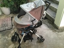 Baby Stroller Capella almost new in Okinawa, Japan