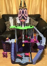 Monster High Freaky Fusion Catacombs Playset in Naperville, Illinois