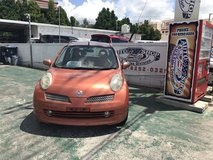 2002 Nissan March - Burnt Orange - Clean - Runs Great - Compare & $ave! in Okinawa, Japan