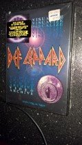 Def Leppard DVD Visualized Year 2001 New in Ramstein, Germany