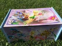 Girls Wood Toy Box in Fort Knox, Kentucky