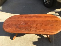 Wood Coffee Table in Fort Knox, Kentucky
