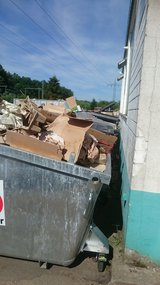 JUNK REMOVAL,  DEBRIS HAULING,  PICK UP AND DELIVERY in Ramstein, Germany