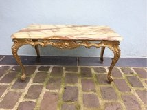 beautiful coffee table marple top from France in Ramstein, Germany