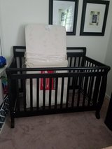Crib And Mattress in Fort Drum, New York