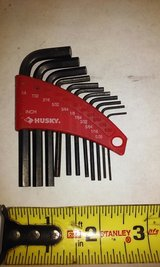 Husky brand 11-piece Hex Key Set in Elgin, Illinois