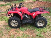 2008 yamaha Grizzly 350 4wd 4 wheeler in Perry, Georgia