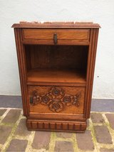 beautiful antique side table nightstand from France in Ramstein, Germany