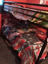 twin bunk bed in Naperville, Illinois