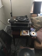 turn table A.M & FM stereo with two speakers in Camp Lejeune, North Carolina
