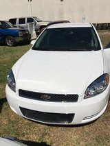 2012 Chevy Impala $4000 in Pasadena, Texas
