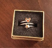 Birthstone Mickey Ring in Plainfield, Illinois