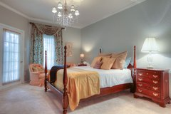 Kincaid Commonwealth Cherry queen bedroom suite in Kingwood, Texas