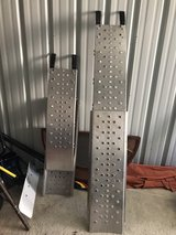 Foldable metal ramps in Naperville, Illinois