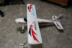 Remote Control Airplane in Fort Campbell, Kentucky