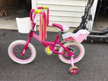 "lalaloopsy 12"" bike with training wheels in Quantico, Virginia"