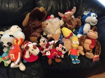 Assorted Stuffed Animals in Yorkville, Illinois
