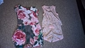 new next dress and new next short jumpsuit age 6 in Lakenheath, UK