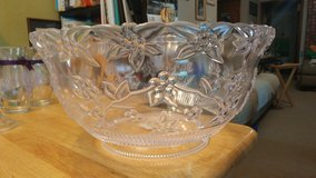 12 qt Punch bowl (never used) in Lawton, Oklahoma