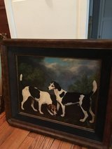 Very cool dog painting in Glendale Heights, Illinois