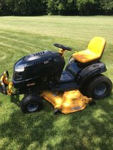 "2009-10 Craftsman PYT9000 garden tractor 26hp. motor 50"" deck only 378 hours hydro. trans. very ... in Sugar Grove, Illinois"