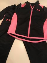 Girls UA Track Suit size 5 in Perry, Georgia