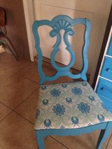 Teal Chair in Valdosta, Georgia