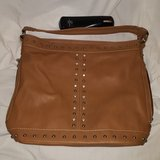 Brown purse in Fort Bliss, Texas