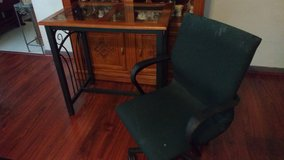 "Desk and chair (33"" wide x21-2/2""deep) in Kingwood, Texas"