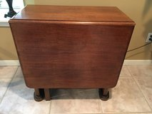 Drop Leaf Gate Leg Table in Kingwood, Texas