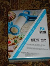 NIB cookie press in Chicago, Illinois