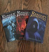 Ranger's Apprentice by John Flanagan (Books 1-3) in Lockport, Illinois
