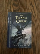 Percy Jackson & the Olympians: The Titan's Curse Bk. 3 by Rick Riordan 2007 in Lockport, Illinois