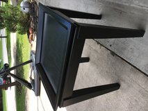 Black Side Table in Kingwood, Texas