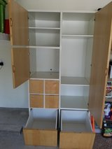 Large Ikea storage cabinet in Kingwood, Texas