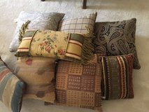 pillows in Kingwood, Texas
