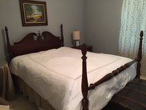 Queen Bedroom set in Kingwood, Texas
