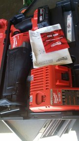 Milwaukee M18 FUEL 18-Volt Lithium-Ion Brushless Cordless Sawzall Reciprocating Saw Kit in Vista, California