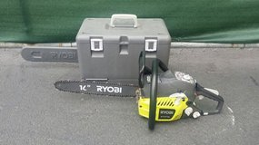 Ryobi 16 in. 37cc 2-Cycle Gas Chainsaw with Heavy Duty Case in Vista, California